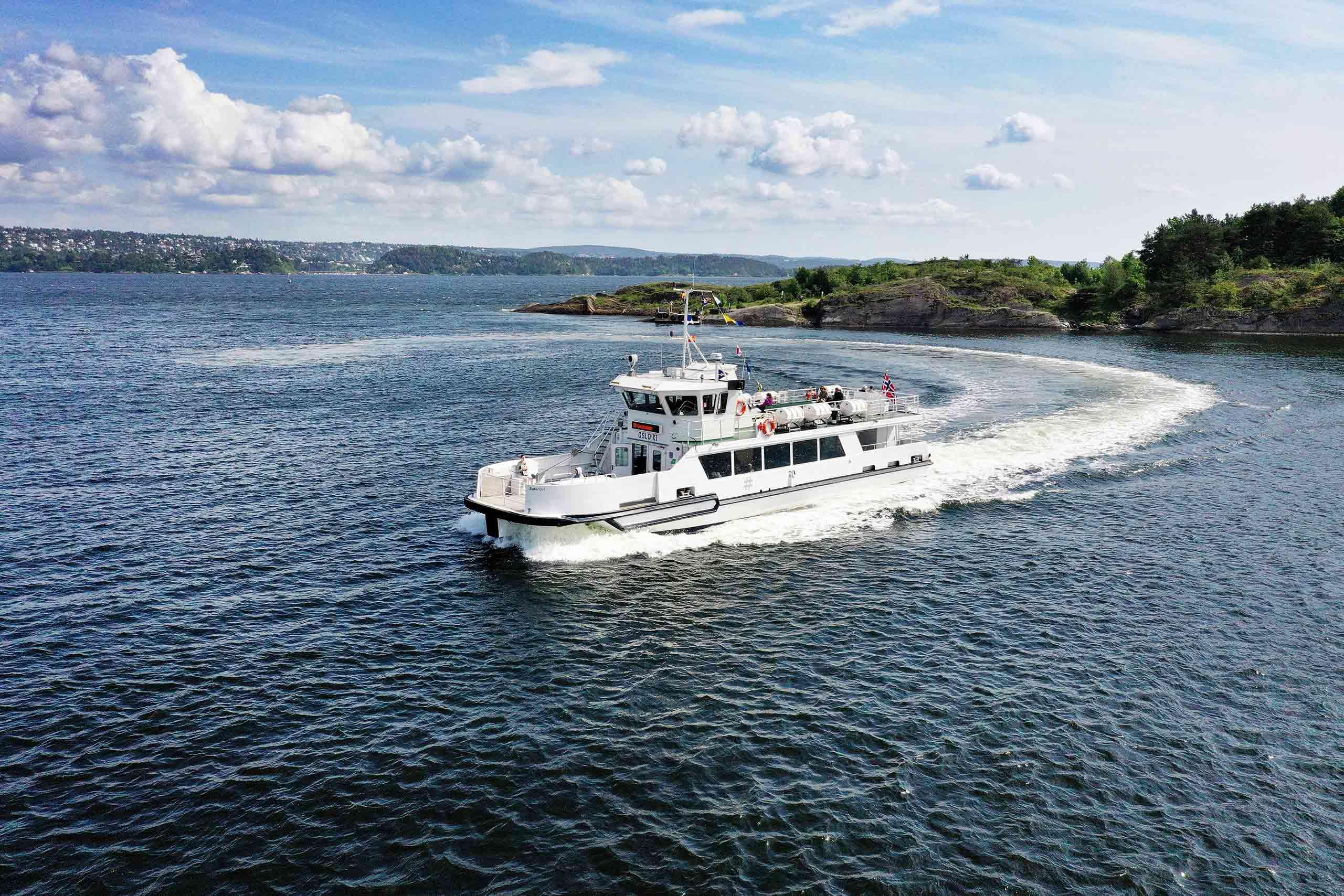 Bilde av Ruter båt
